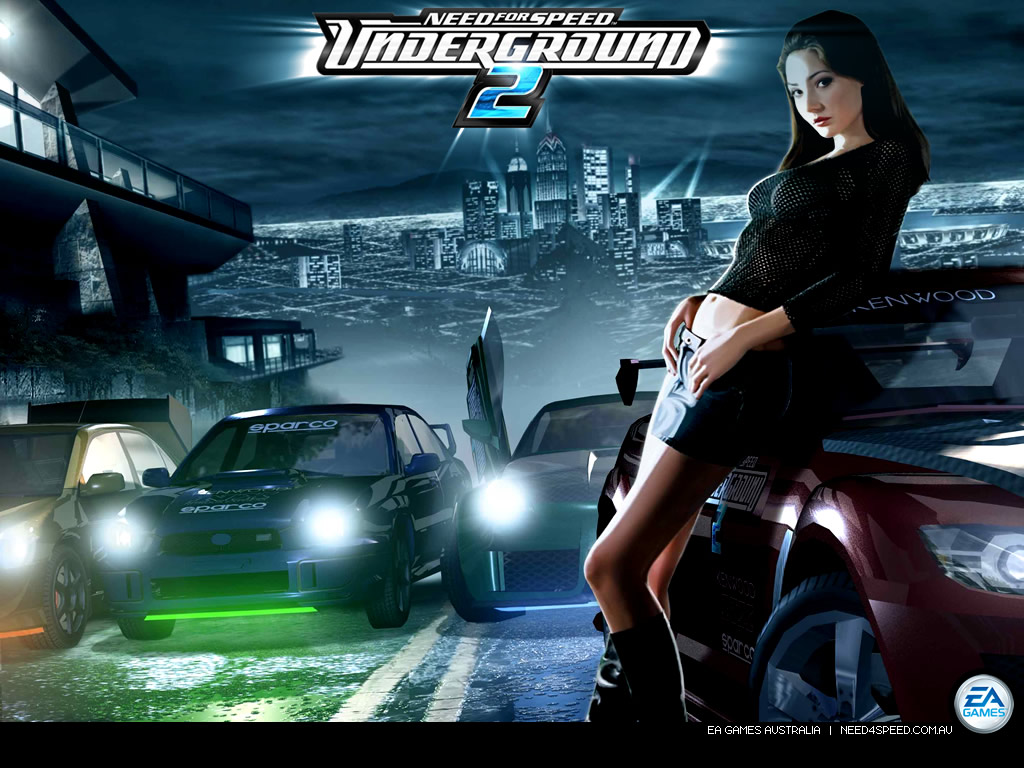 NeeD FoR SpeeD UnDeRGrounD 2 Татахаар!!