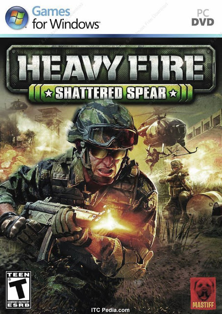 Heavy Fire: Shattered Spear [2013] Татахаар