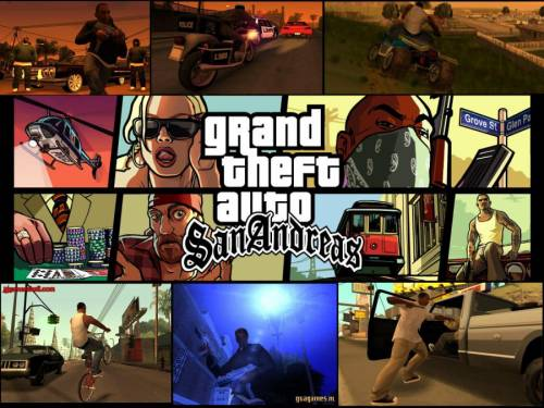 GTA San Andreas FULL